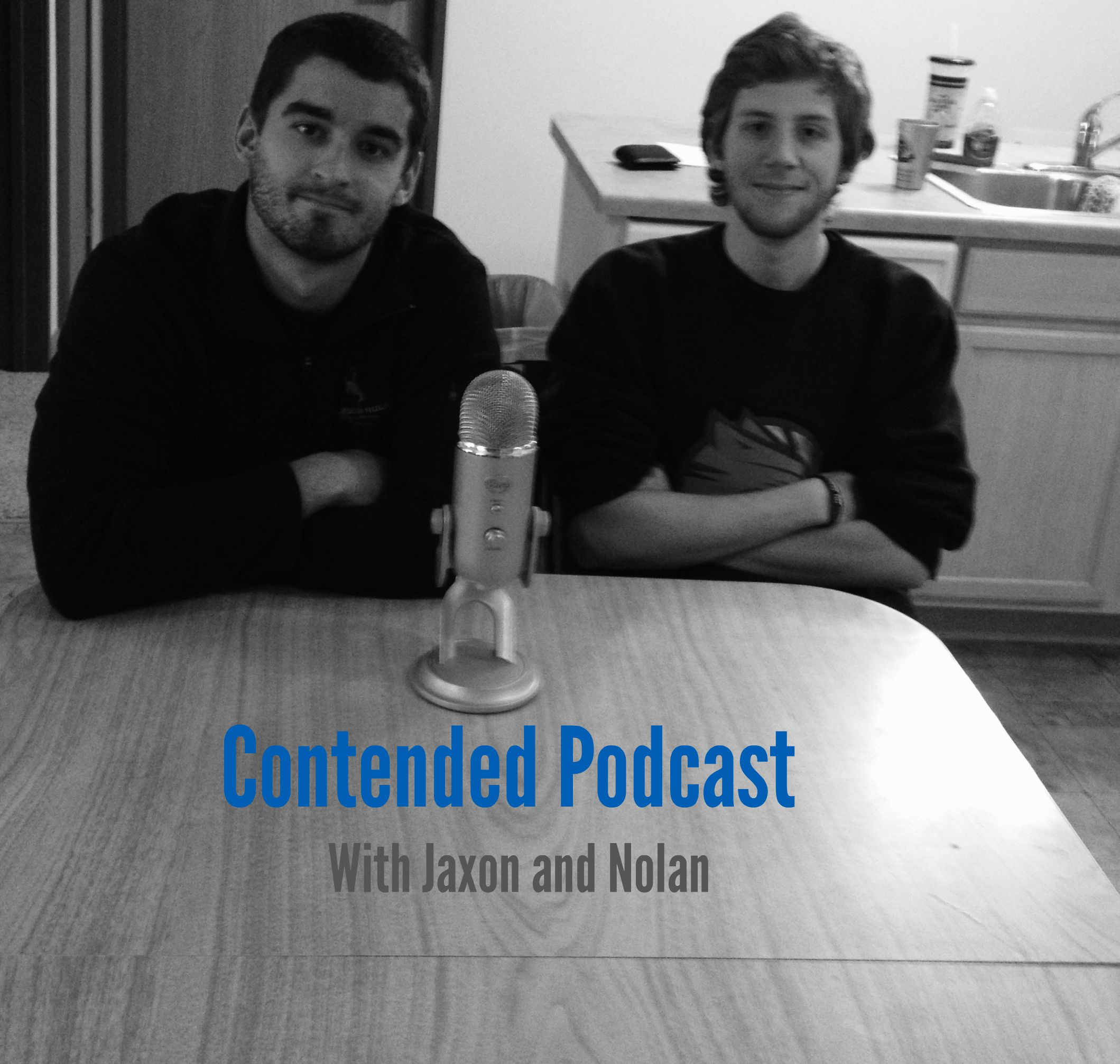 Contended Podcast – Contended Sports