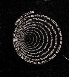 Cover of: Problems of design | George Nelson